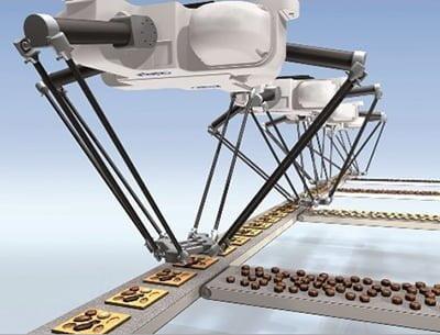 Bras de robots